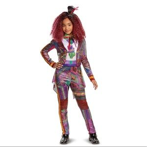 Descendants 3 Girls Classic Celia Costume NWT's